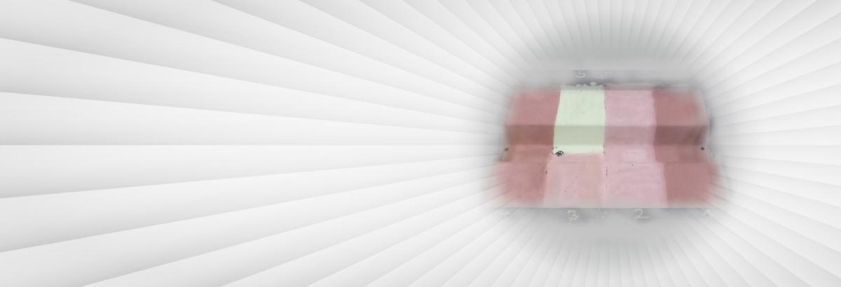 Belag weißer Spülmaschine: Weißer